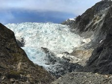 The Glacier. See if you can spot a Helicopter