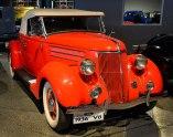A 36 Roadstar V8