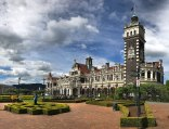 The Dunedin Railway Station