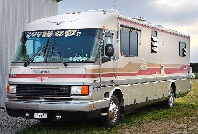Murray and Faye's Fleetwood Bus