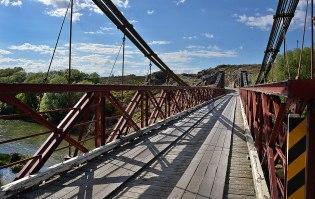 The Ophir Bridge