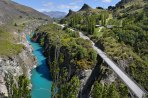 The kawerau River from the road