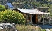 A Miners hut