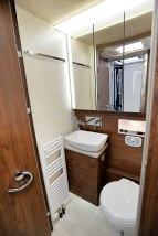Platin Toilet area