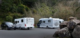Easy Motorhome parking