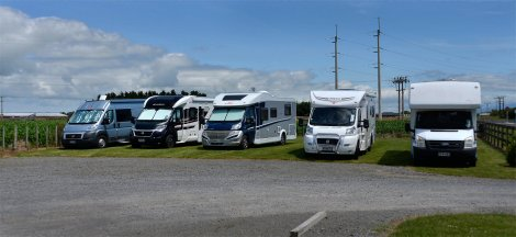 The Motorhome Parking
