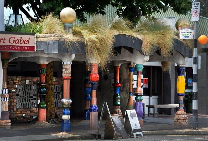 The Hundertwasser Town