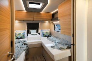 Bedroom on the Pulse GT