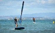 Windsurfers too