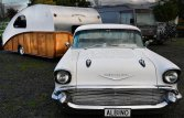 The 1957 Chev . (same year as me !)