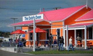 The Dutch cafe next door