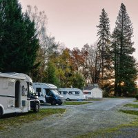 Fairlie, the home of great pies and Campground!