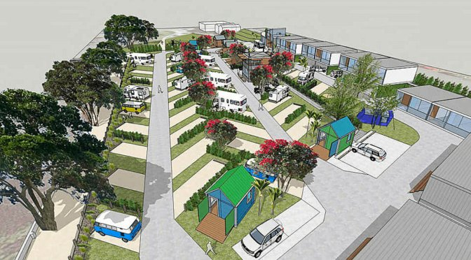 The future for Takapuna Holiday Park