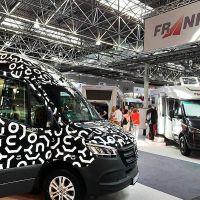 New Frankia Platin -ex Dusseldorf Show