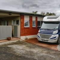 Our Motorhomes new park