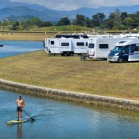 Whitianga Waterways for Motorhomes
