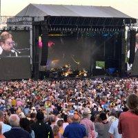 Elton's Farewell