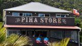 Piha Store over the road