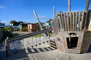 Neat Pirate Ship for the kids