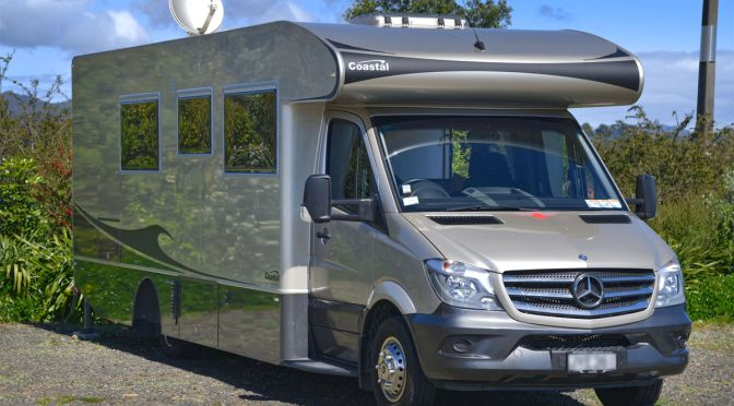 Open Plan Motorhoming