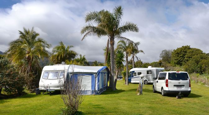 Peter and Margie's Award Caravan