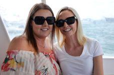 Jenna and Sarah