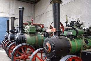 Traction Engines too