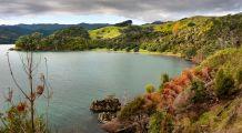 Tucks Bay from the headland